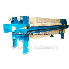 Leo Automatikfilterpresse für unterschiedliche Arten der Abwasserentwässerung