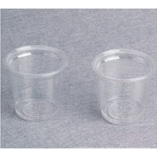 Kundenspezifische Super Crystal Pet Cup 1oz