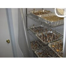 Hot Sale Adjustable Metal Mushroom Growing Storage Rack (LD9035180A4E)