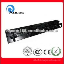 UTP Cat5e 24 Port Systimax Patch Panel