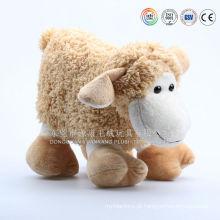 Venda de alpaca de pelúcia brinquedo de pelúcia macia para a Europa e América