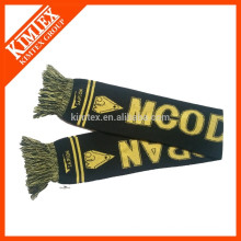 Wholesale acrylic fashion winter knitted mufflers scarves