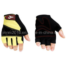 Gym Bicycle Half Finger Cycling Padding Bike Sports Glove