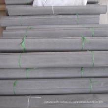 Malla de alambre holandesa que teje del llano del acero inoxidable