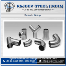 Mejor calidad de acero inoxidable forjado accesorios de la parte superior fabricante