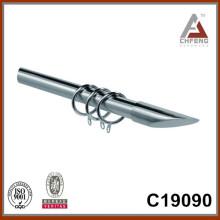 C19090 barra extensible de la cortina, poste extensible de la cortina, carril extensible de la cortina