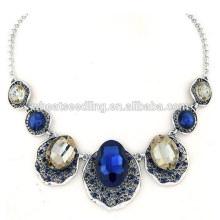 Luxury gem wishing will temperament short vintage necklace