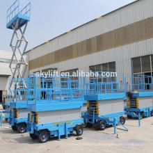 Elektrischer hydraulischer Aufzug der multi Funktion, Scherenhebebühne, hydraulischer Scherenplattformaufzug