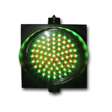 semaforo a led singolo RYG 110v 300mm