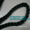 Olive Green PP Multifilament Rope