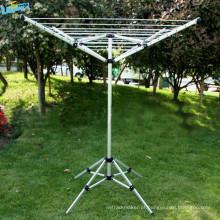 Premium Quantidade Umbrella Rotary Secador Secador Rack