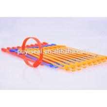Sellos de plástico de seguridad PY-8208