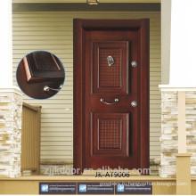 JK-AT9006 Турция Дизайн передних дверей / Стандартный размер двери
