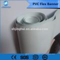 Propaganda de mídia propaganda Jinghui 360gsm 300X500D 18X12 PVC flex bandeira para solvente e tinta eco-solvente