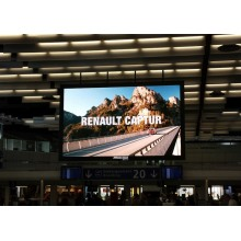 P1.66 Licht, indoor, vast led-display