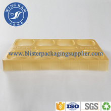 8 Fächer Food Grade Blister Cookies Tray