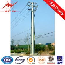 69kv ASTM A123 Safety Factor 1.2 Octogonal Electric Power Pole