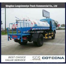 Caminhão de tanque da água do sistema de extinção de incêndios de Dongfeng 4X2 10cbm