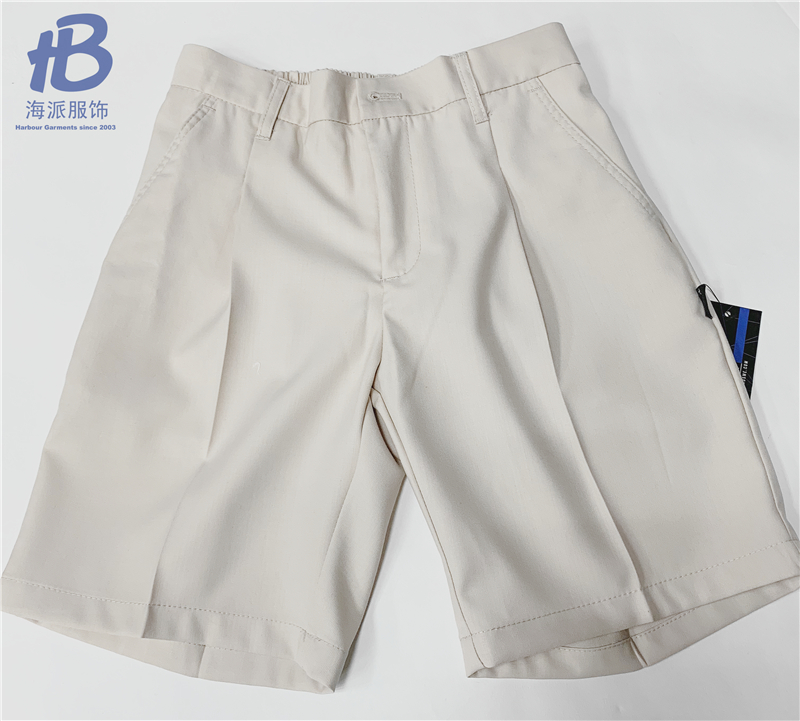 school wear children shorts