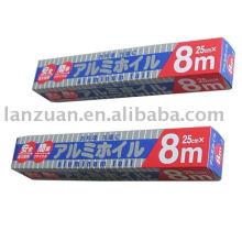 kitchen aluminium foil roll
