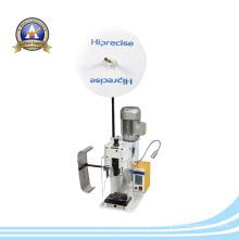 Alta precisão semiautomática do cabo do cabo Máquina de crimpagem com SGS