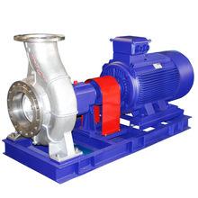 Horizontale Freischwinger aus rostfreiem Stahl chemische Proces Wasser Zentrifugalpumpen