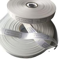 Wholesale  hot selling custom single side printed  polyester satin ribbon