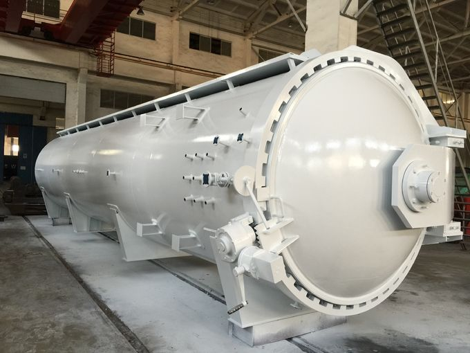 Steam Autoclave for Rubber