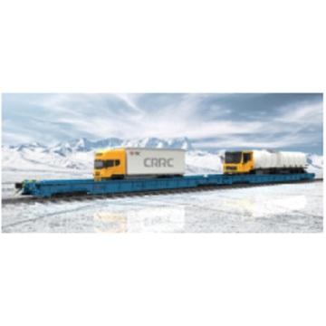Qt pockEt Railway Freight Flat Wagon