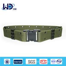Custom mens military webbing belt