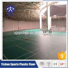 Organische und 100% pure PVC Virgin Rohstoffe PVC Sportboden Großhandel