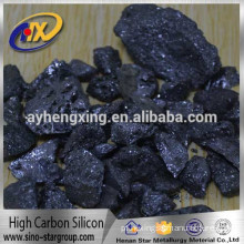 High carbon Silicon replacement of FeSi used for steelmaking from Chian Star