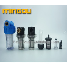"""Inlet 3/4"""" Car Washer Water Filter for High Pressure Cleaners"""