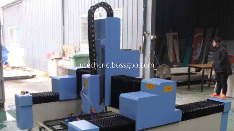3d cnc stone sculpture machine