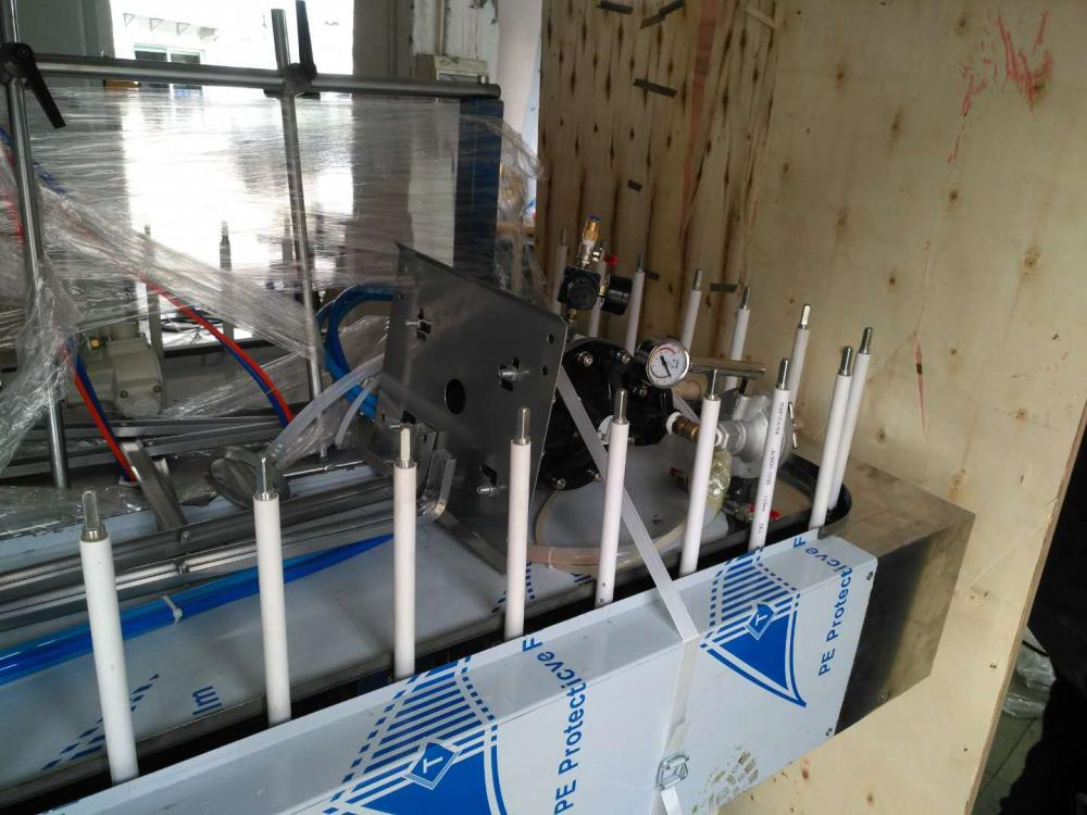sofa legs spray coating machine