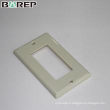 Usine OEM conception en gros GFCI plaques d'interrupteur électrique