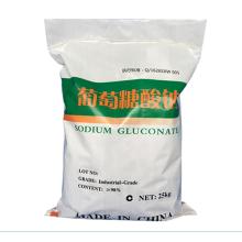Free Sample price of sodium gluconate food grade/Industrial grade