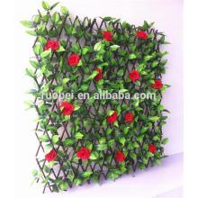 Jardín y pared verde vertical artificial casera Fabricantes