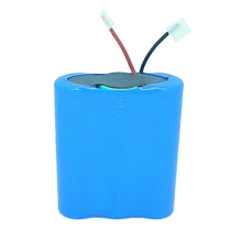 18650 1S3P 3.7V 10200mAh Li Ion Battery Pack