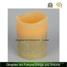 Aroma Flameless LED vela fabricante para Home Decor