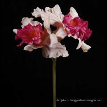 Красивая ПУ искусственный цветок для продажи