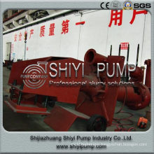 Vertical Rubber Lined Spindle Sump Slurry Pump