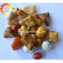 Chrismas Party Snacks japanischen Reis Cracker