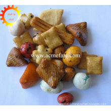 Chrismas party snacks japanese rice cracker