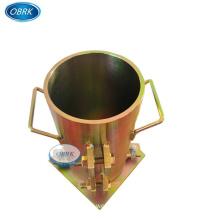 STEEL CYLINDER MOULD cylinder mould Concrete Cylinder Mould for Preparing Concrete Test Specimens Steel cylinder mould Steel cylinder mould