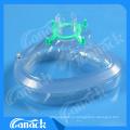 Одноразовые медицинские расходные материалы Анестезирующая маска ПВХ с обратным клапаном