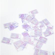 2018 faux argent Popper Party Popper avec Dollar Poppers avec des confettis de l'argent