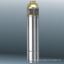 4som Deep Well Pump Series with CE (in Brass Impeller)