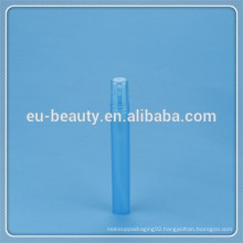 10ml plastic perfume bottle sprayer pump use for daily product