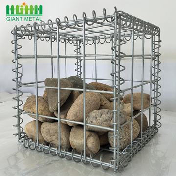 Welded+Galvanized+Stainless+Wire+Mesh+Gabion+Wall+Box